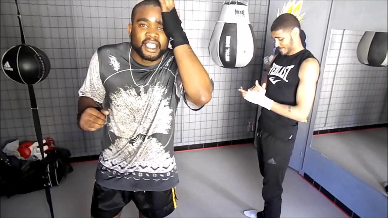 Download Blackah Fight : (Training Day) MMA/Muay Thaï