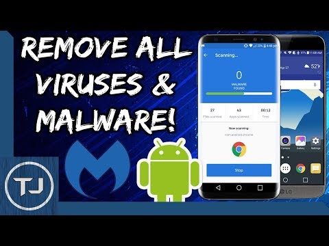 How To Remove Viruses & Malware Form Any Android Device! 2017!