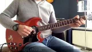 Rock n Roll Doctor - Black Sabbath - Guitar Cover
