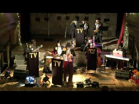 Tricity Vogue's All Girl Swing Band@Wilton`s Music Hall