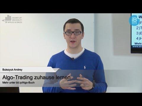 Automatisiertes Trading Einführung | Andrey Bulezyuk