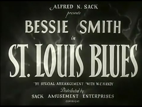 Bessie Smith // St  Louis Blues // Full Movie // 1929