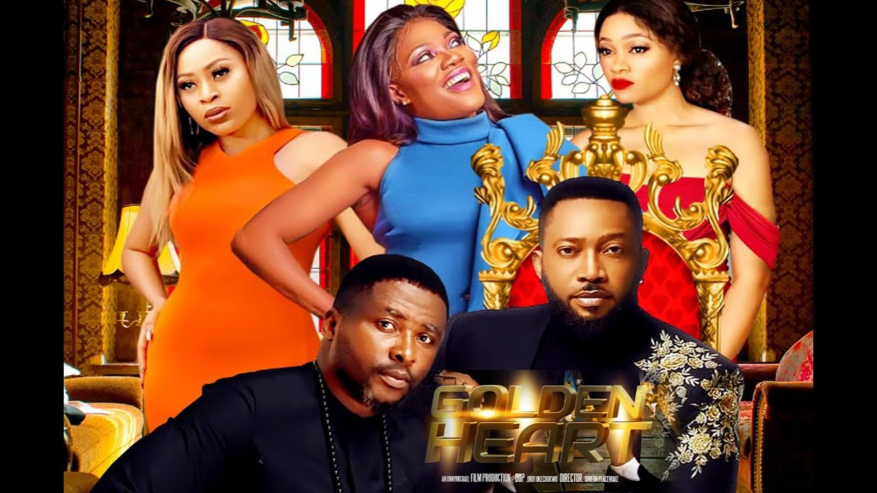 Download GOLDEN HEART PART 4 - ONNY MICHEAL|NEW MOVIE|LATEST NIGERIAN NOLLYWOOD MOVIE