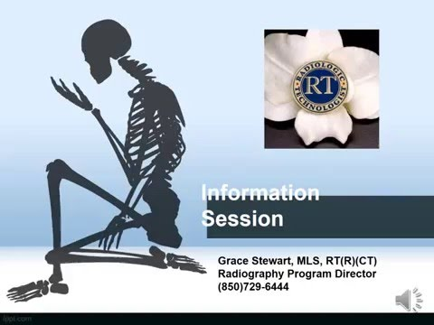 Radiography Information Session 2015