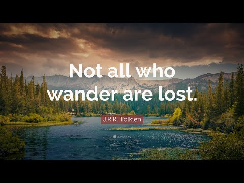 TOP 60 J R R Tolkien Quotes YouTube Stunning Tolkien Quotes