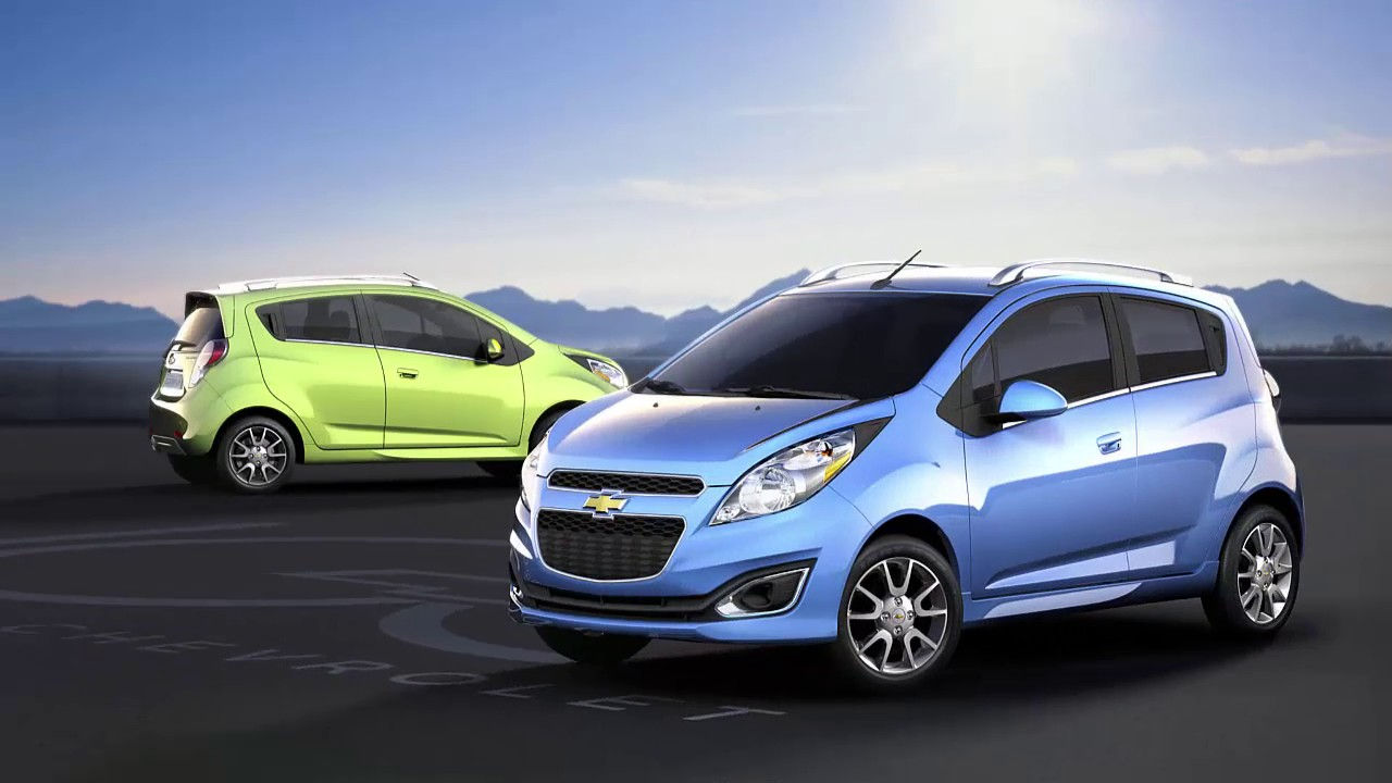 All Chevy 2015 chevy spark review : New Chevrolet Spark 2017 Review Interior and Exterior - YouTube