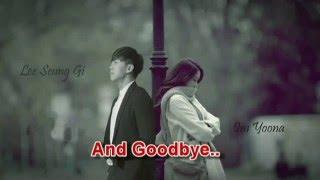 Lee Seung Gi & Yoona - And Goodbye Teaser
