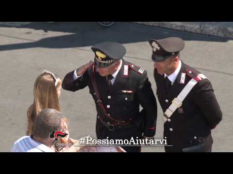 Roma, 03/02/2017 - #Carabinieri, #PossiamoAiutarvi