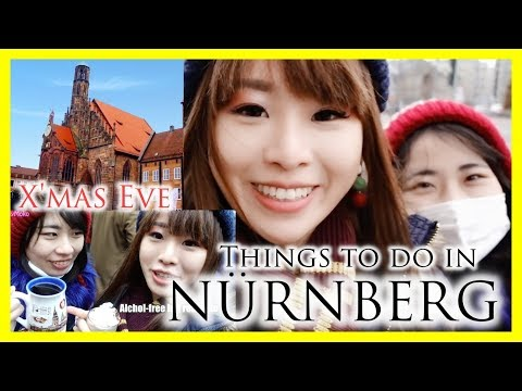 12 THINGS TO DO IN NÜRNBERG GERMANY, one day city tour|LadyMoko