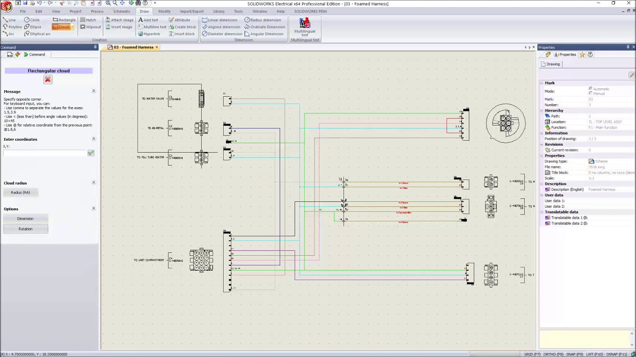 solidworks electrical 2018 what s new youtube rh youtube com Sub Panel Breaker Box Wiring Diagram Circuit Breaker Panel Wiring Diagram