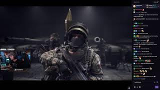 Summit1g Reacts To WORLD WAR 3 Game Trailer