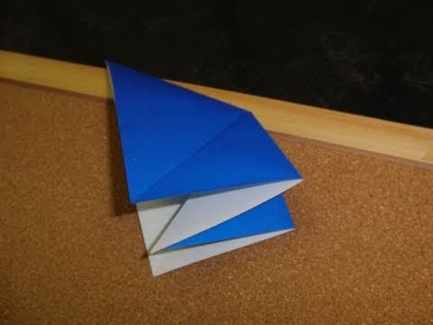 Origami Basics - Inside Reverse Folds & Outside Reverse Folds ... | 360x480