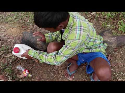 New Technique Fish Trap -  Smart Boy Make Fish Trap Using Big Bottle | Combo Trap Catch Fish