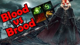 Gorgc Blood vs Brood Mid (You Just Need 2 Refreshers to Win)