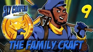 [9] The Family Craft (Let's Play The Sly Cooper Series w/ GaLm)