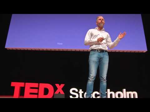 What you are missing while being a digital zombie | Patrik Wincent | TEDxStockholm