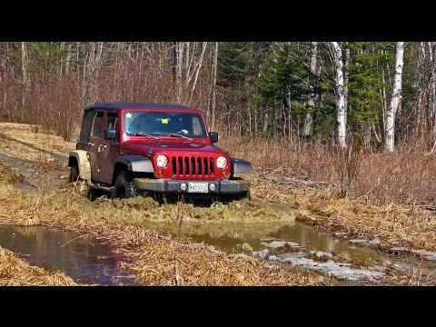 Bender Customs - Jeep Life II - Jeep Wrangler JK Unlimited - Pit Bull PBX A/T Hardcore - Off Road