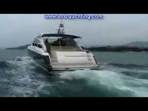 PRINCESS V58 - Lord Yachting Croatia - Yacht Charter Agency
