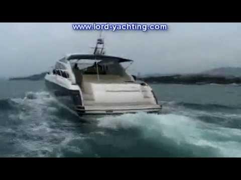 PRINCESS V58 - Lord Yachting Croatia - Yacht Charter Agency