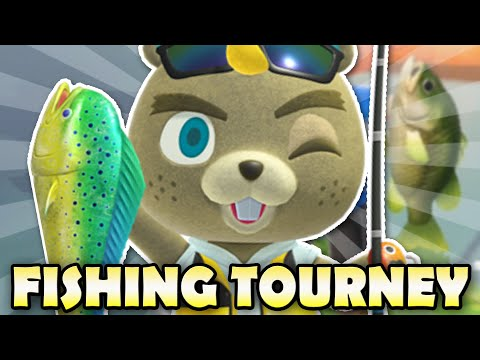 🐟 BEST Fishing Tournament Guide For Animal Crossing New Horizons!