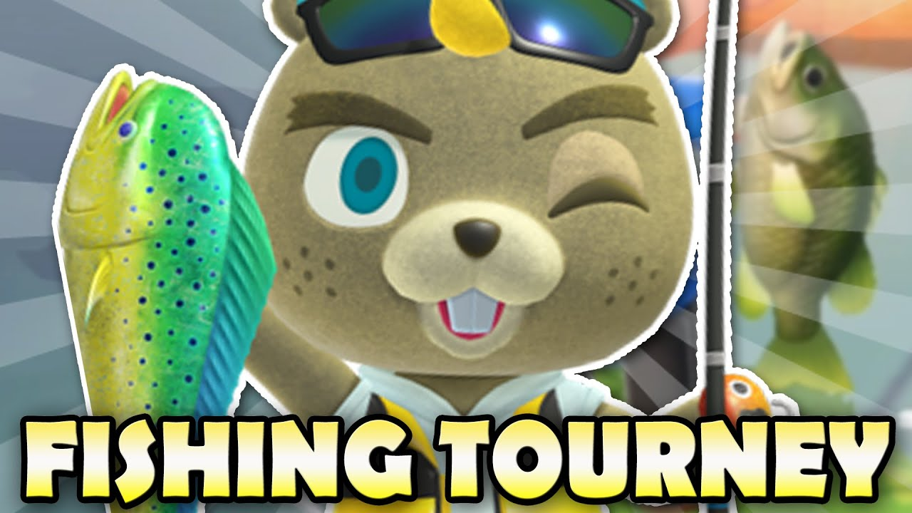 Animal Crossing: New Horizons Fishing Tourney guide and rewards ...