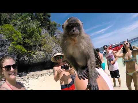 Travel Thailand in 4K - ACTIVEON Action Cameras