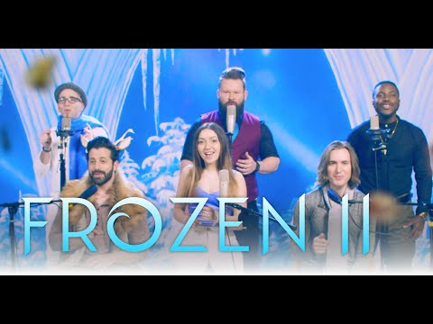 Frozen 2 Medley Feat. Adriana Arellano | VoicePlay A Cappella