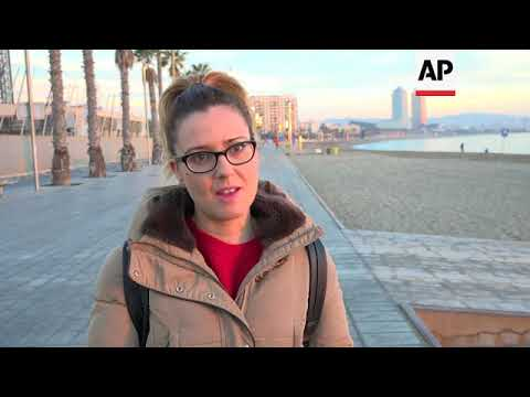 Reax from Barcelona to Catalan regional election