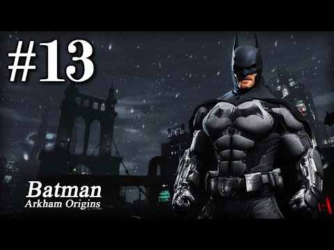 Batman Arkham Origins: Playthrough Part 13[Gain Access to the Gotham City Royal Hotel]