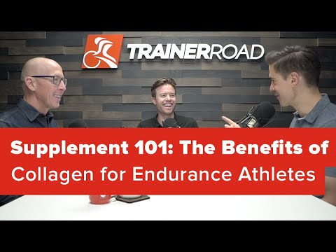 Supplement 101: The Benefits of Collagen for Endurance Athletes (Ask a Cycling Coach 248)