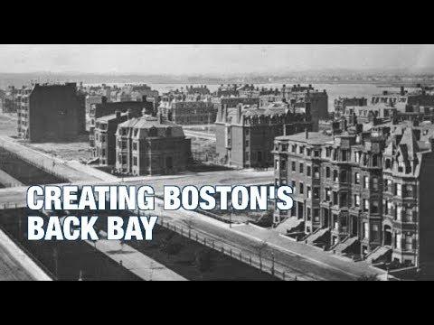 The Boston History Project: Creating Boston's Back Bay