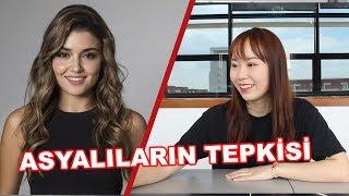 Koreliler ve Japonlar'ın Türk Kadın Oyunculara Tepkisi