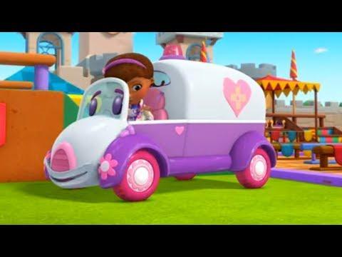 Доктор Плюшева: Клиника для игрушек. Сезон 4 серия 5   Мультфильм Disney