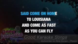 The Baby - Blake Shelton (Lyrics Karaoke) [ goodkaraokesongs.com ]