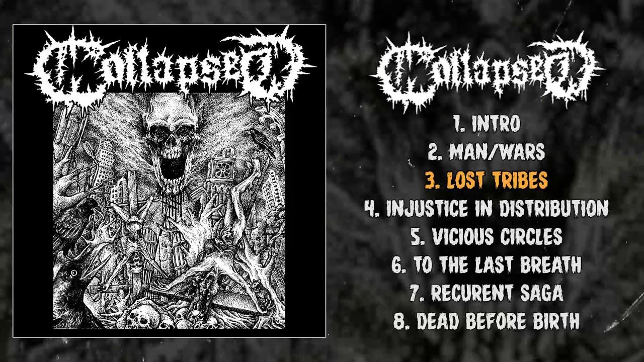 Download Collapsed - s/t FULL ALBUM (2020 - Crust Punk / Death Metal / D-Beat)