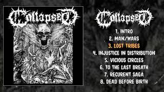Collapsed - s/t FULL ALBUM (2020 - Crust Punk / Death Metal / D-Beat)