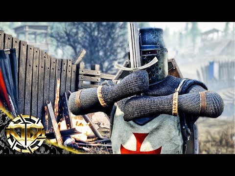Game of Thrones Simulator : Massive Multiplayer Medieval Battles : Mordhau Gameplay
