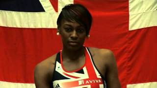 GB Athletics Team Prepare for the World Championships in South Korea