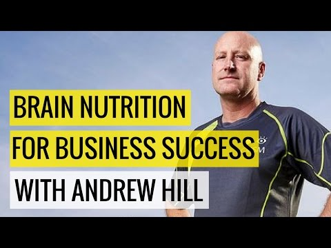 Brain Nutrition For Business Success With Andrew Hill | Coaches Cartel w/ Chris Dufey