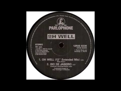 """Peter Alan Green - Oh Well (12"""" Extended Mix) 1989"""
