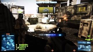 Battlefield 3 - Close Quarters Donya Fortress Gameplay Trailer (HD)