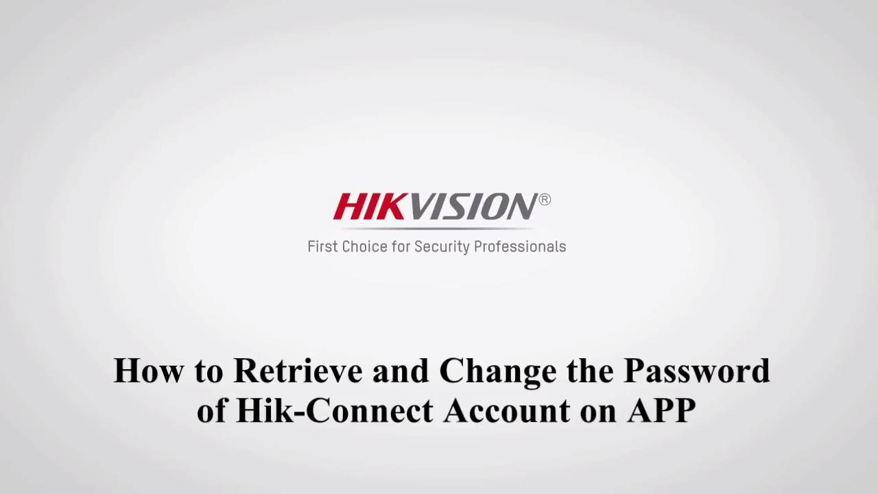 HikVision Hik-Connect Setup | IP CCTV Forum for IP Video