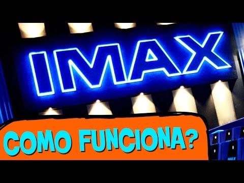 MAS O QUE DIABOS É IMAX?