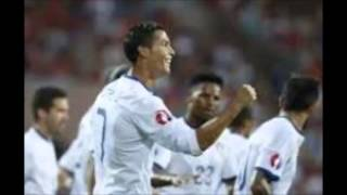 Exhibition and hat trick of Christiano Ronaldo before Armenia