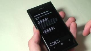 Сброс к заводским настройкам Windows Phone Nokia Lumia 800(Сброс настроек на Windows Phone возвращает все его параметры к заводскому виду, и при этом удаляет все ваши данные..., 2012-08-22T07:53:56.000Z)