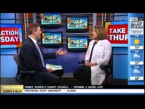 Fox45 News: Dr. Farley Interview, Skin Cancer Awareness