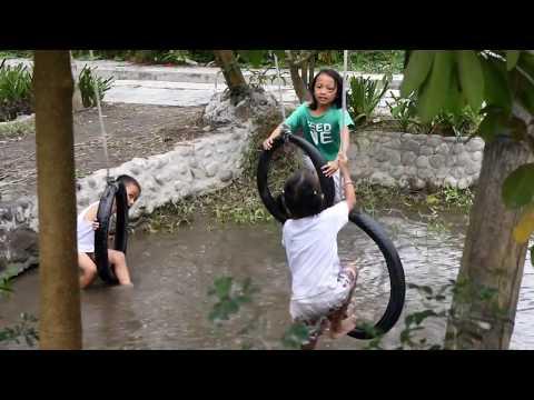 kampung-flory-sleman-yogyakarta-(rumah-makan-dan-wisata-bermain-anak)