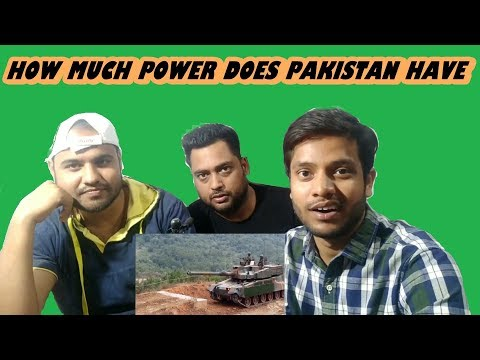 Indians React to How Much Power Does Pakistan Have? | Pakistani Army | by Mayank