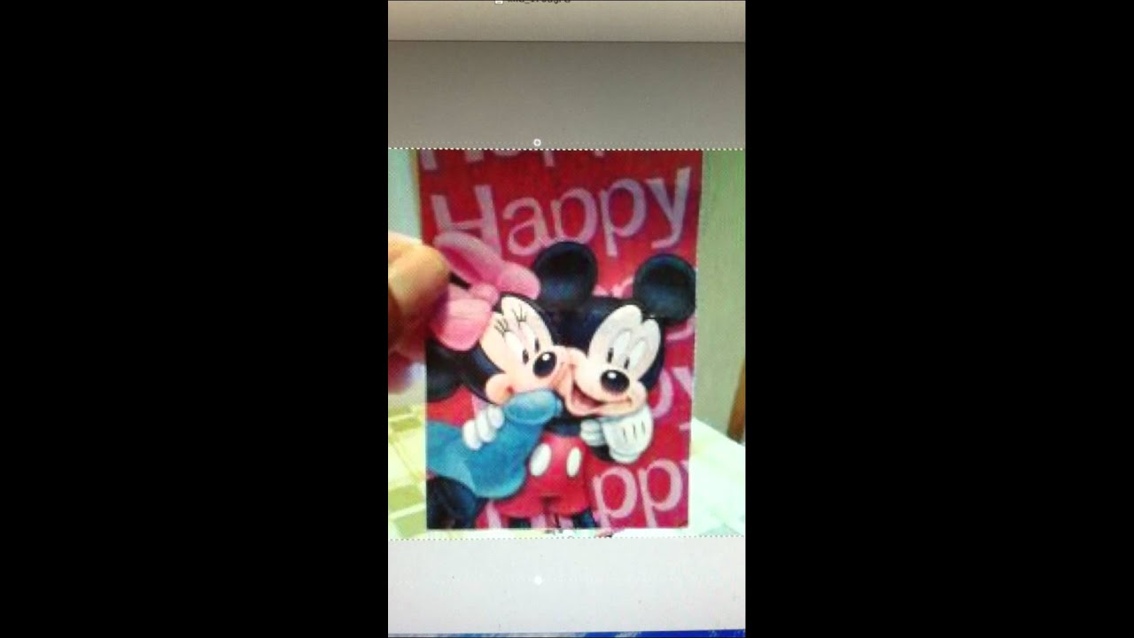 Disney Subliminal Messages 2012 Mickey Mouse Valentines Day Card – Minnie Mouse Valentine Cards