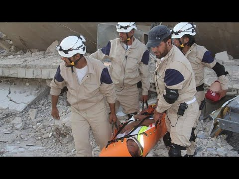 Russia asks serious questions about White Helmets